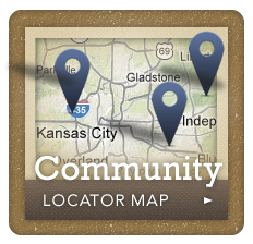Community Locator Map